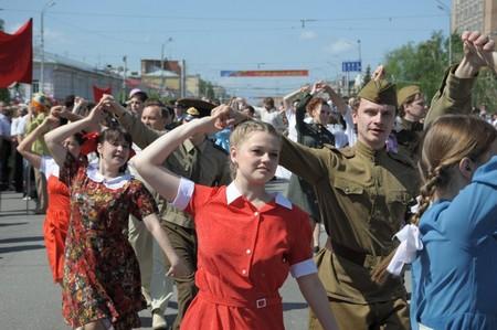 Мероприятия на 9 мая в Москве