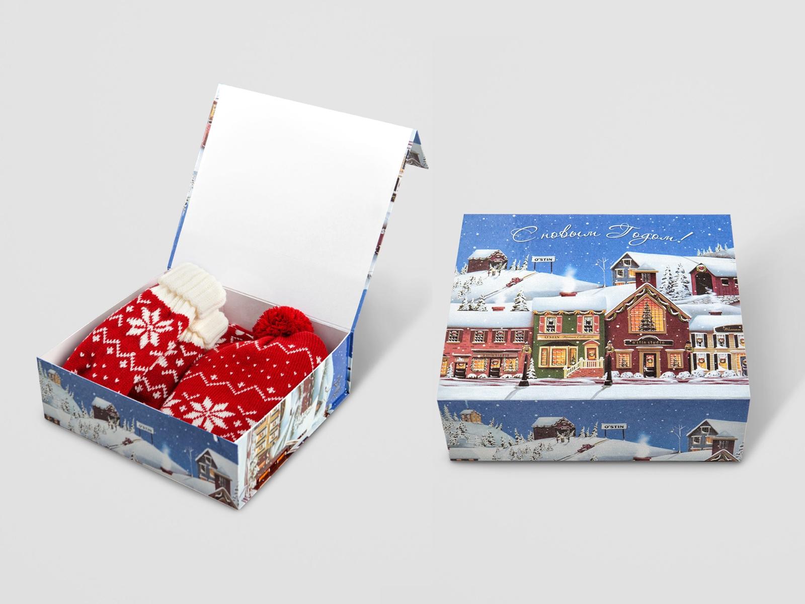 Идеи корпоративных новогодних подарков