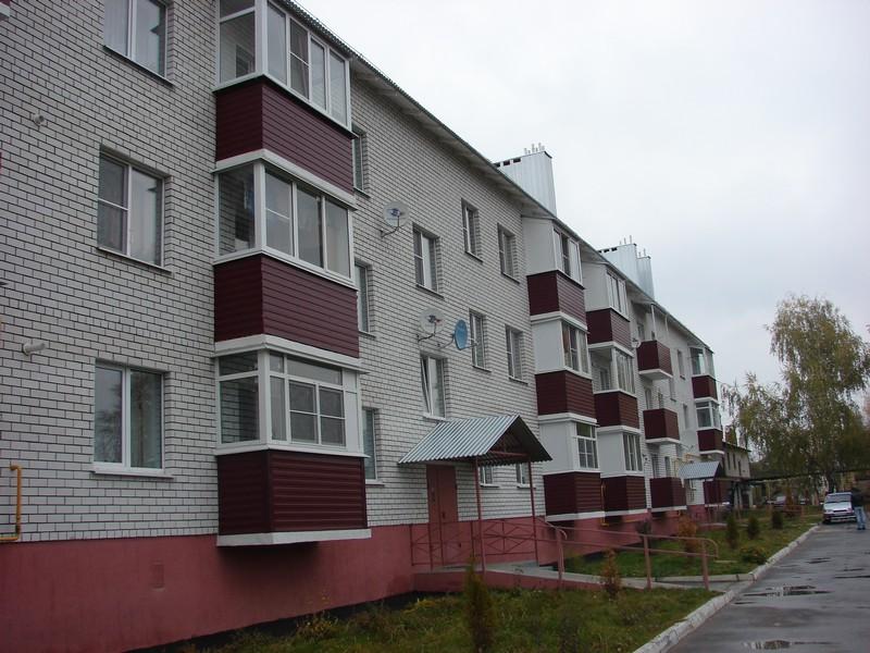 домов в посёлке Варские