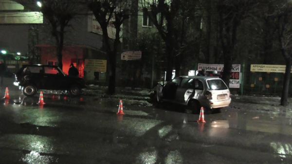 Нетрезвый шофёр исчез сместа ДТП вРязани