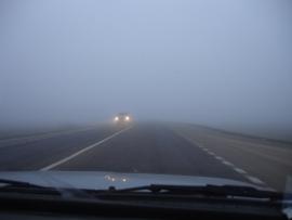 На Рязанщине возможны туман и гололедица