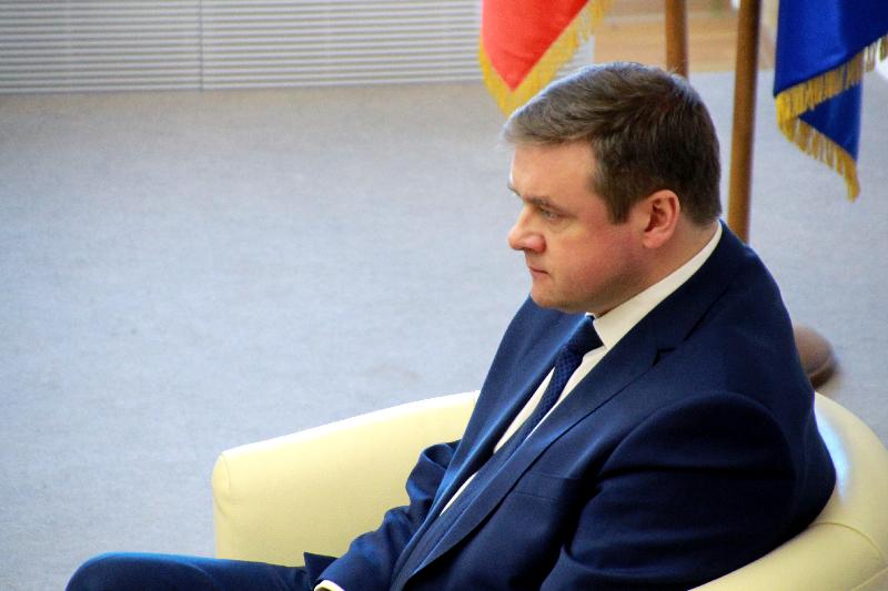 Вгубернаторских праймеризЕР вРязанской области примут участие 4 человека