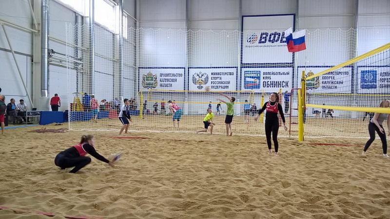 Кубанский пляжник одержал победу молодежный Кубок РФ поволейболу