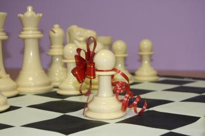 Бийские лицеисты вэти дни участвуют вмеждународном турнире пошахматам