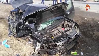ВПодмосковье задержаны водители, почьей вине вДТП погибли трое детей