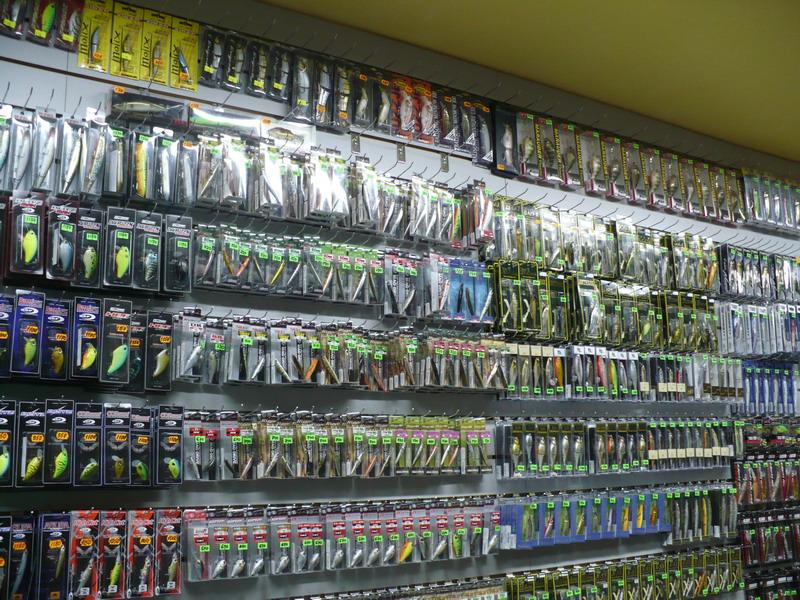 большой рыболовный магазин в рязани