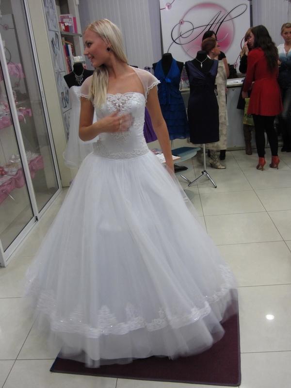Свадебное Платье Рязань Купить