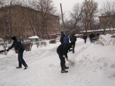 Как выбрать скребок для уборки снега