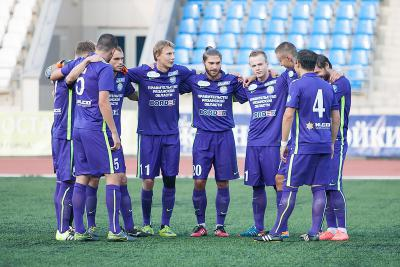 ФК «Рязань» дома проиграл лидеру зоны «Центр»