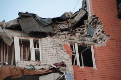 ВРязани небудут восстанавливать верхние этажи пострадавшего отвзрыва дома