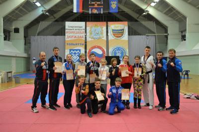 Пензенец Артём Сысоев одержал победу IIВсероссийский турнир потхэквондо ВТФ
