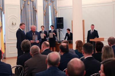 Поликлиника №2 вошла вчисло наилучших компаний Рязанской области