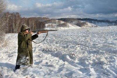ВРязанской области охотника приняли заживотное иподстрелили