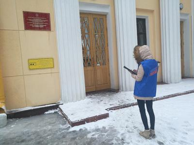 «Молодая Гвардия» проверила доступность избирательных участков для людей сограниченными возможностями вБашкирии