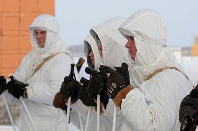 Русские десантники всередине зимы совершат сверхдальний лыжный переход