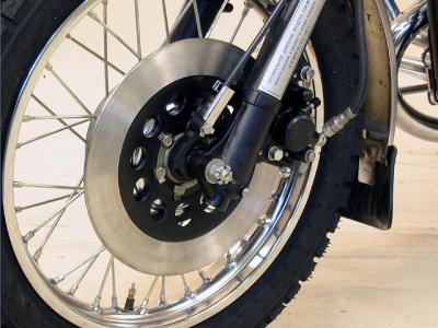 18-летнего рязанца проучили «заплохую езду», угнав унего мотоцикл