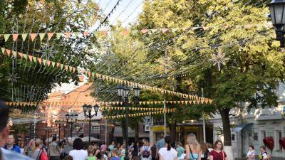ВРязани в 8-ой раз пройдет фестиваль уличных музыкантов «Подбелка»