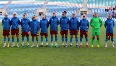 Женская сборная РФ уступила Канаде натурнире «Кубок Алгарве»