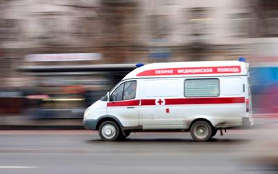 ВРязани нетрезвый шофёр перегородил дорогу машине скорой помощи