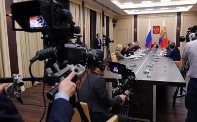 Путин обязал ужесточить требования кгазовикам после взрывов вЯлуторовске