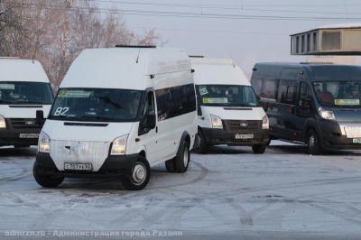 Снового года врязанских маршрутках появятся ГЛОНАСС иАСОП