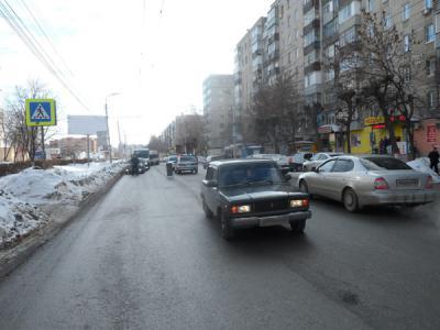 ВКанищево «семёрка» сбила школьницу напешеходном переходе