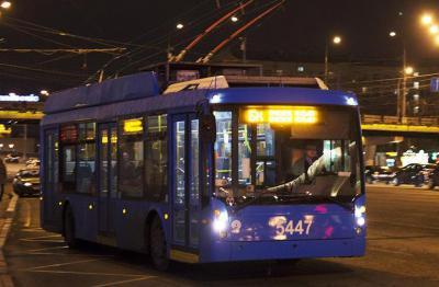 ВКиеве продлили работу социального транспорта наПасху