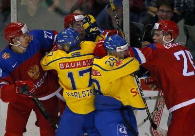 Молодежная сборная Российской Федерации крупно проиграла шведам