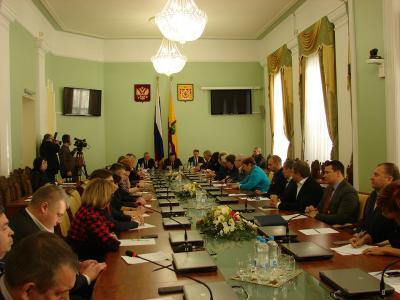 В 2017г Рязанская область получит беспрецедентную сумму надороги— Макаров