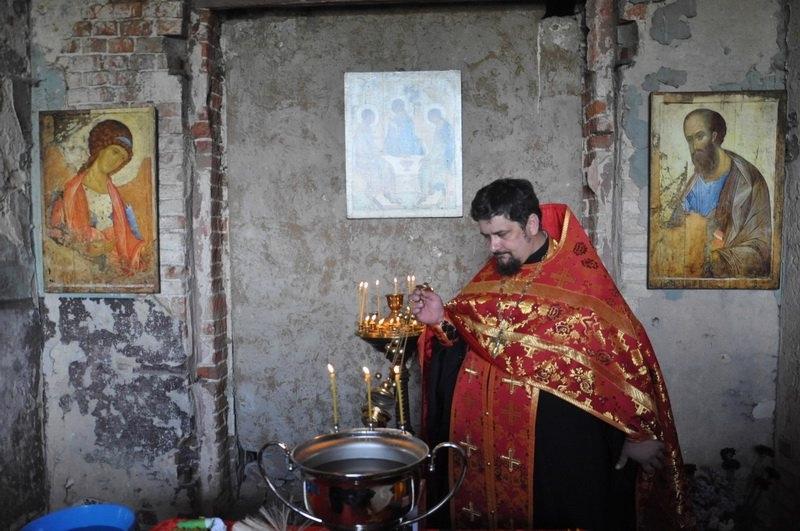 Храм Покрова Пресвятой Богородицы в Боровске  наш