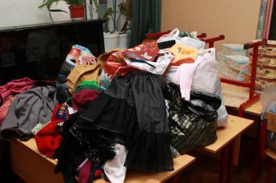 ВМурмино объявлен сбор вещей для выживших погорельцев