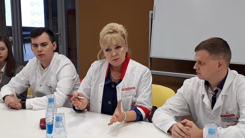 В Рязани обсудили возможности телемедицины