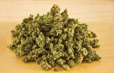 Урязанца отобрали практически полтора килограмма марихуаны