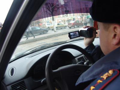 Скрытое патрулирование позволило пресечь неменее 800 нарушений ПДД вРязанской области