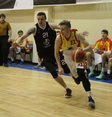 БК «Рязань» проиграл в домашнем матче команде «Спартак-Приморье» из Владивостока