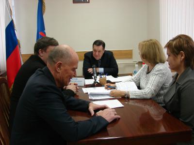 Андрей Макаров провёл приём жителей врегиональной общественной приёмной «Единой России»