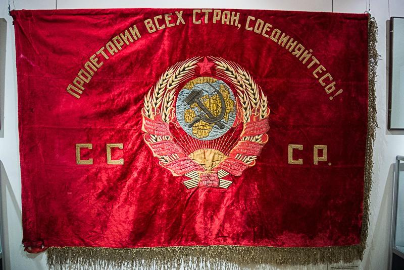 В Рязанском кремле обосновались рождённые в СССР