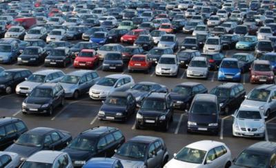 Всередине сентября украинский рынок автомобилей вырос на32%