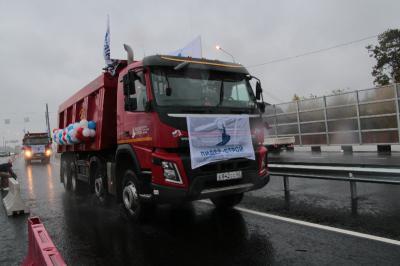 ВРязанской области открыли отремонтированный участок дороги М5 «Урал»