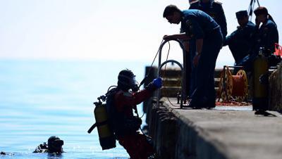 В Российской Федерации создали новый дыхательный аппарат для водолазов-десантников