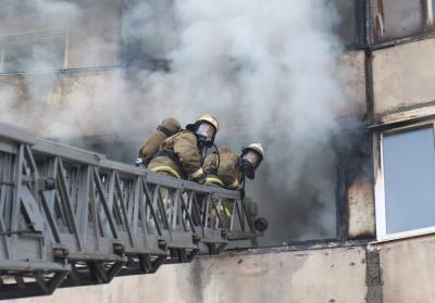 ВМЧС назвали причину пожара вКанищеве, вкотором погибли люди