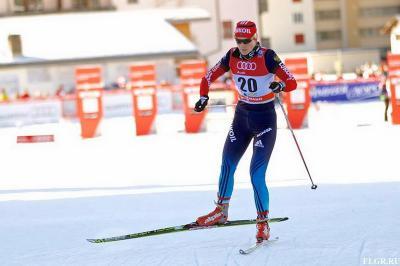 Вологодская лыжница Юлия Чекалева представит РФ на интернациональных соревнованиях