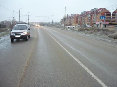 ВРязанской области «Нива» сбила пенсионерку