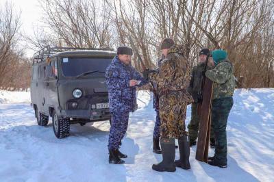 Рязанцам напомнили о необходимости соблюдения правил охоты