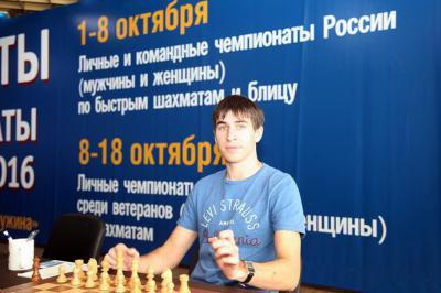 Погонина завоевала бронзу чемпионата Российской Федерации побыстрым шахматам