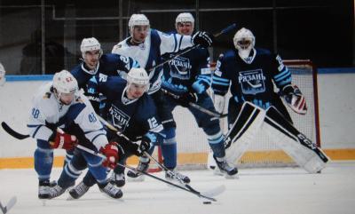 Хоккейный «Кристалл» могут недопустить доучастия вВХЛ