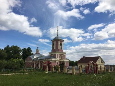 Рязанцев приглашают в храм села Большое Жоково на престольный праздник