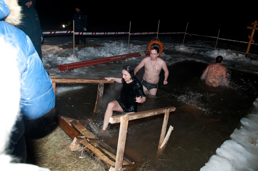 Гид по юао: где в округе пройдут крещенские купания