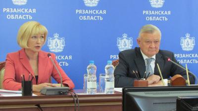 Рязанский губернатор пообещал неоставить один наодин с неувязками дольщиков долгостроев