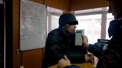 Рязанские полицейские задержали нетрезвого водителя-рецидивиста